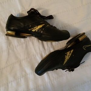Nike Gold & Black Special Edition